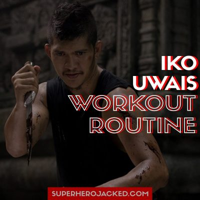 Iko Uwais Workout