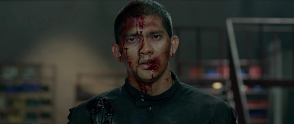 Iko Uwais Workout Routine 2