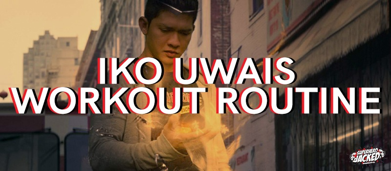 Iko Uwais Workout Routine