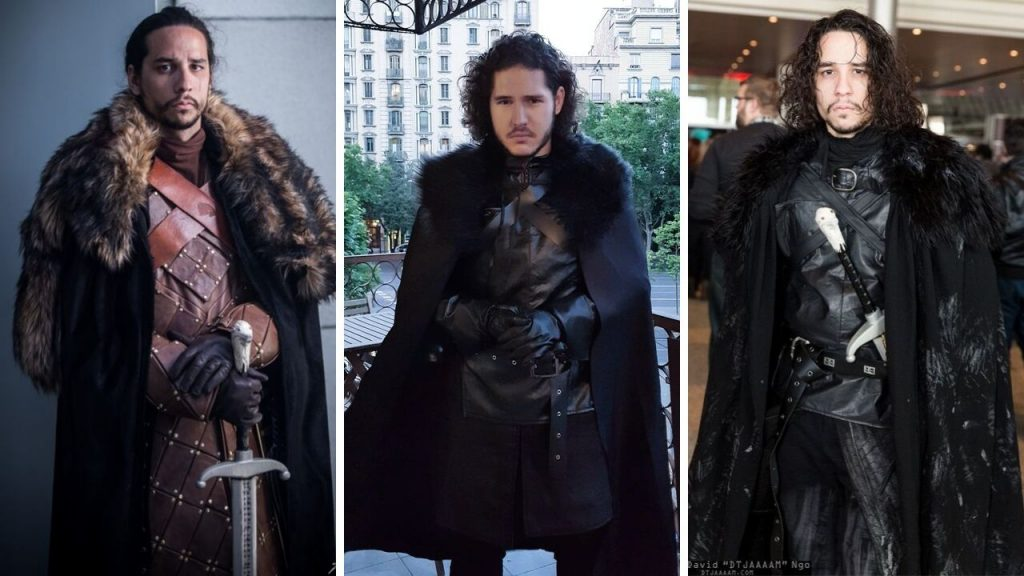 Jon Snow Cosplay Guide & Workout