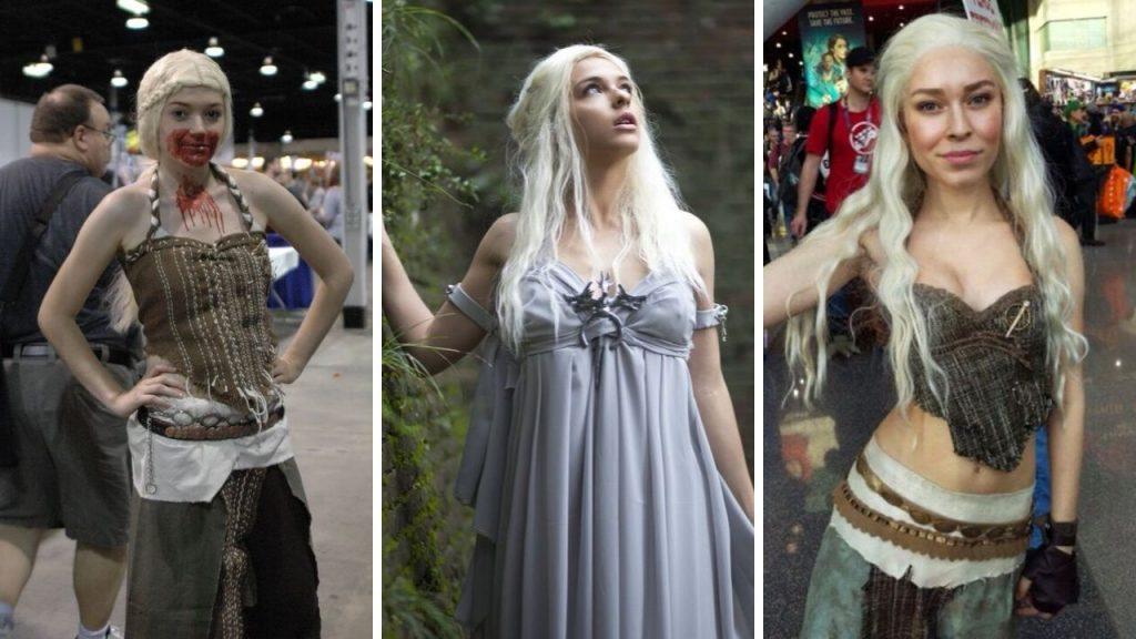 Khaleesi Cosplay Guide & Workout
