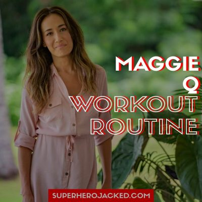 energetic all day maggie q diet