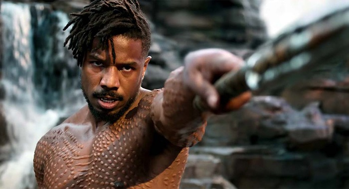 Michael B. Jordan Workout