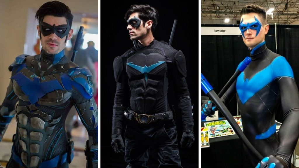 Nightwing Cosplay Guide & Workout