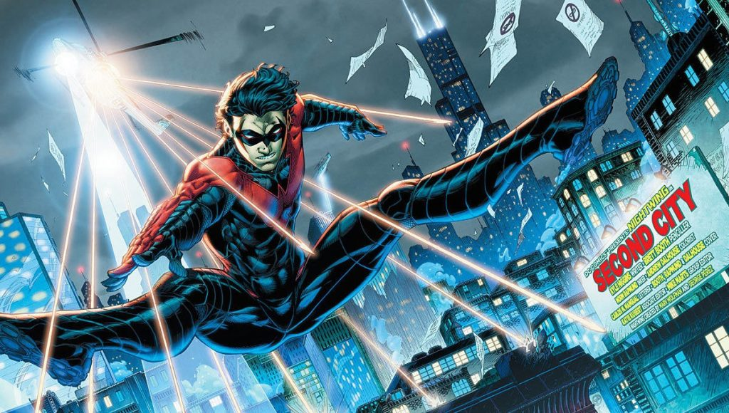 Nightwing Cosplay Workout and Cosplay Guide 2