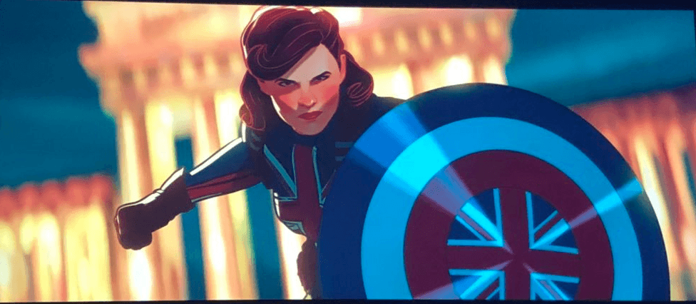 Peggy Carter Captain Britain