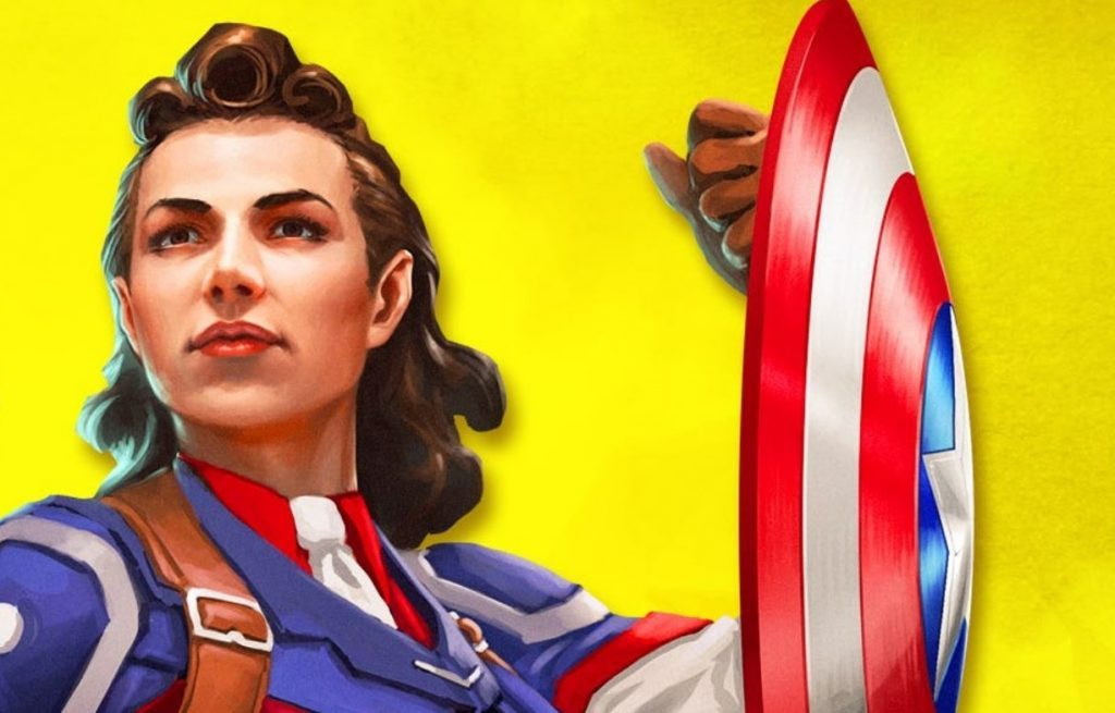 Peggy Carter Workout 3