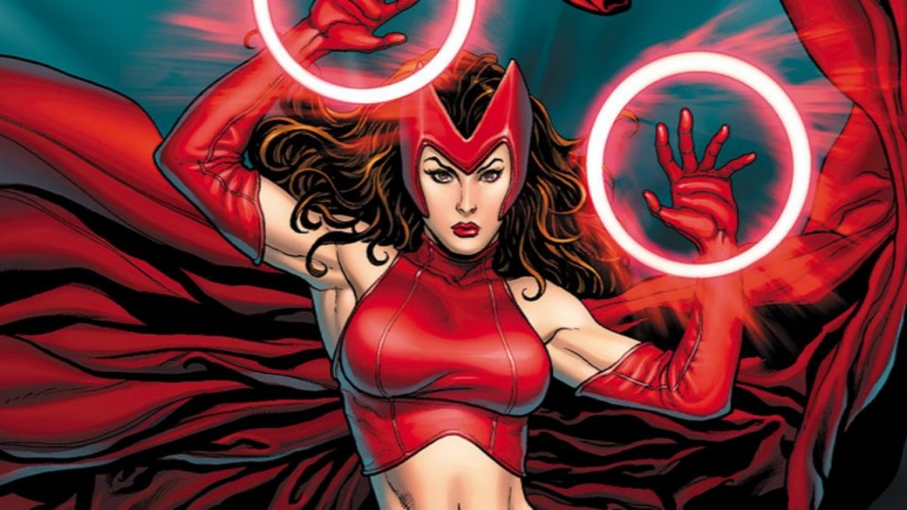 Scarlet Witch Workout 3