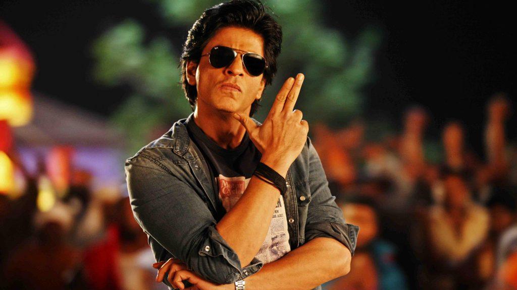 Shah Rukh Khan Workout