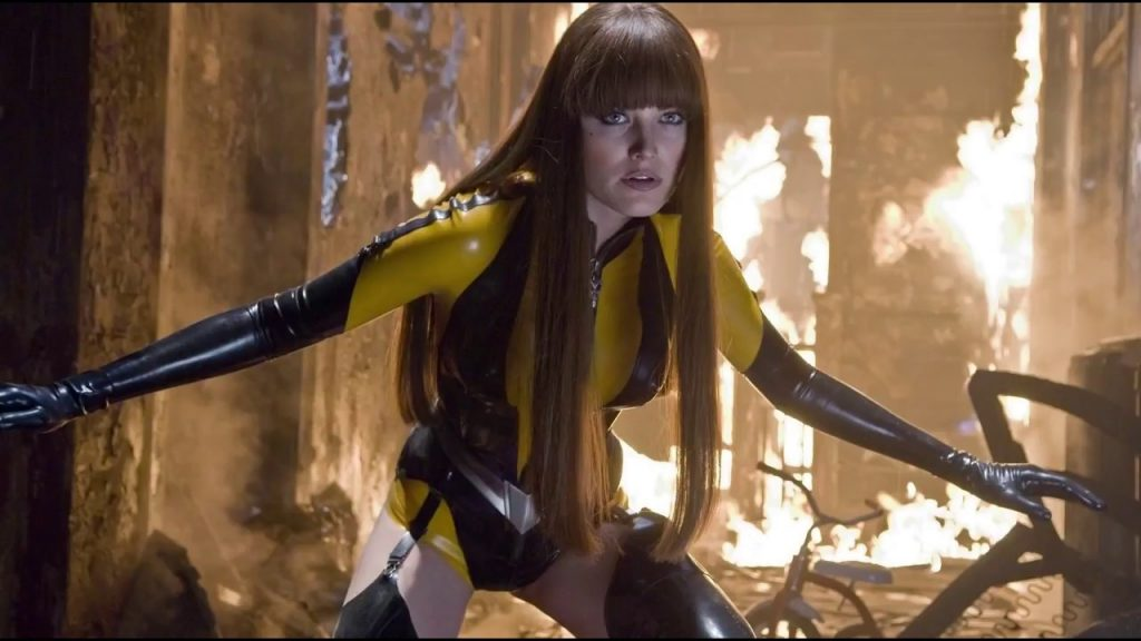Silk Spectre Workout 2