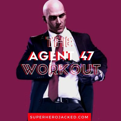 The Agent 47 Workout Routine