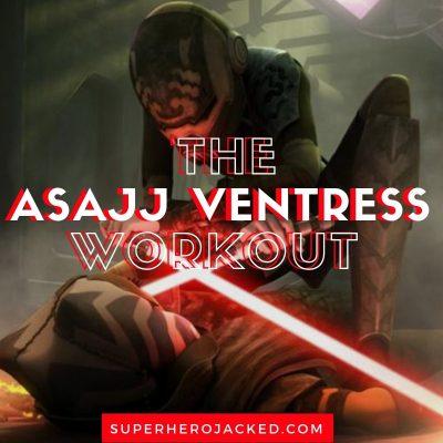 The Asajj Ventress Workout