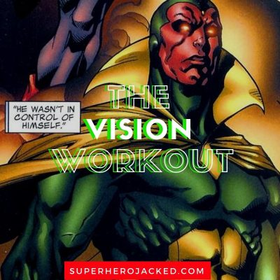 The Vision Workout Routine