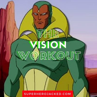 Vision Workout Routine
