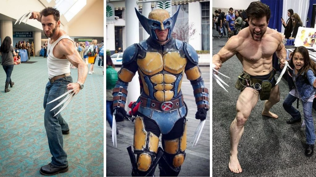 Wolverine Cosplay Guide & Workout (1)