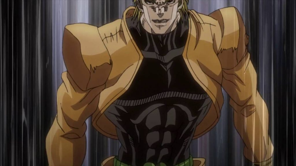 Dio Brando Workout Routine 2