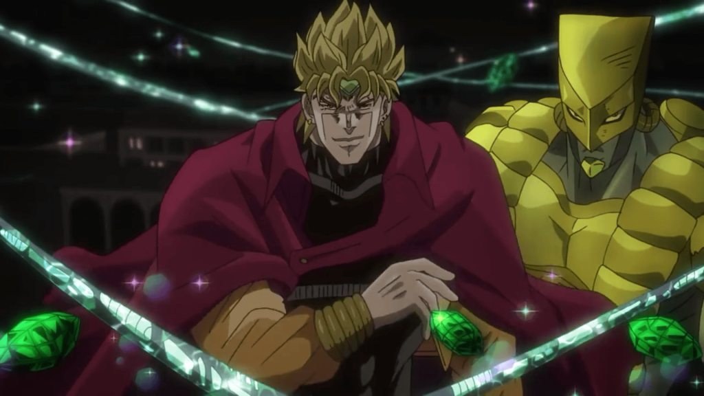 Dio Brando Workout Routine 3