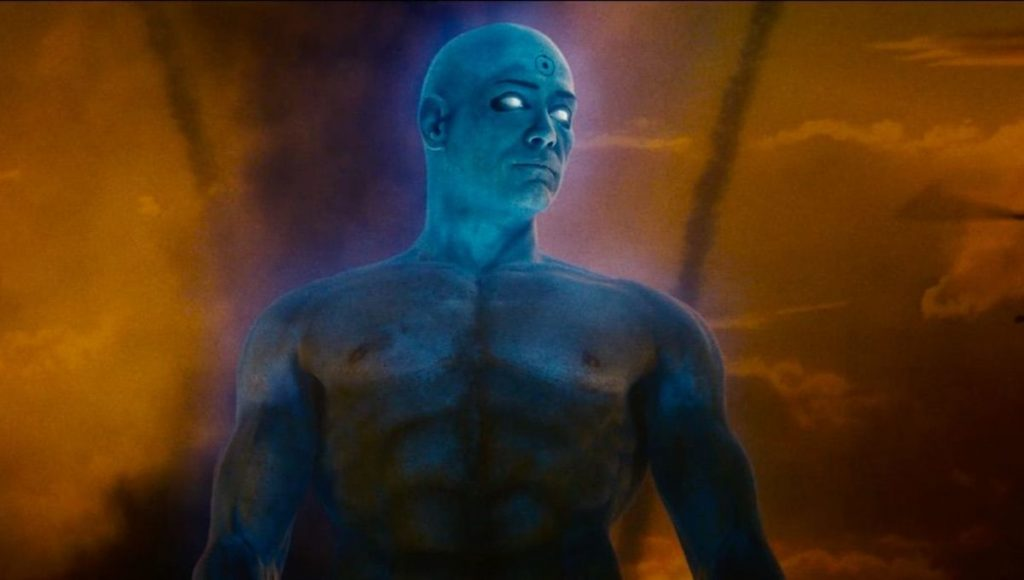 Doctor Manhattan Workout 3