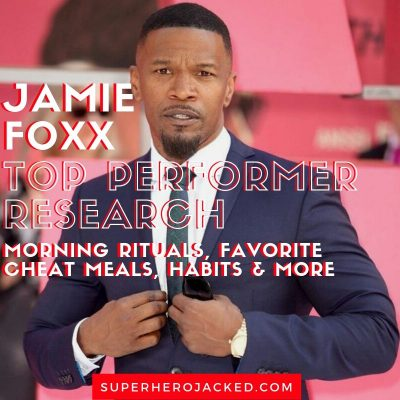 Jamie Foxx Top Performer Research
