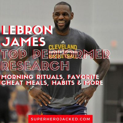 Lebron James Top Performer Research
