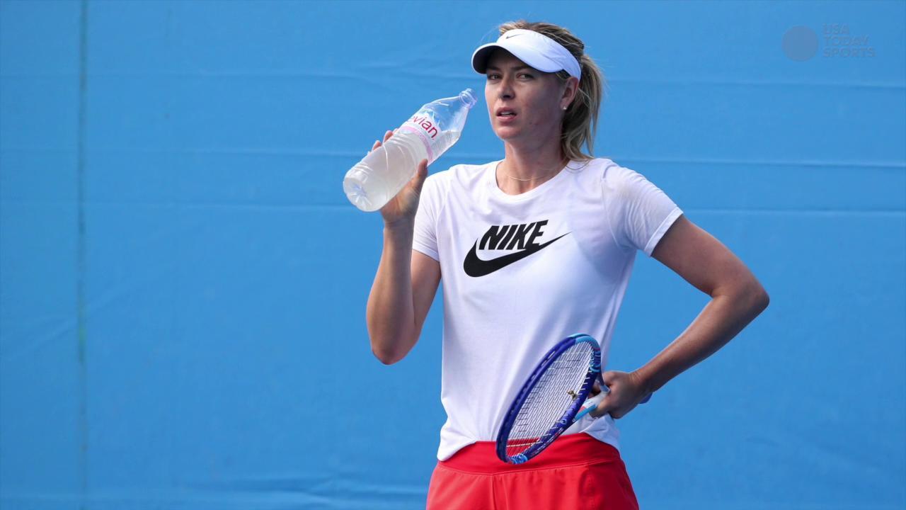 Maria Sharapova Workout 2