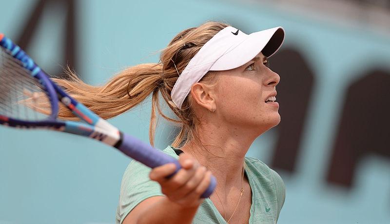 Maria Sharapova Workout Routine 2