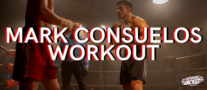 Mark Consuelos Workout Routine