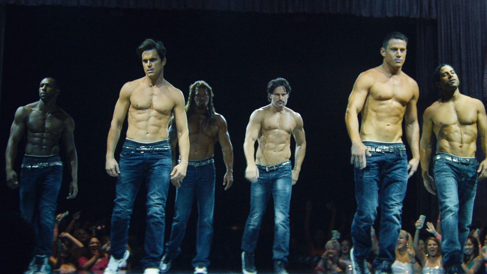 Matt Bomer Workout Magic Mike