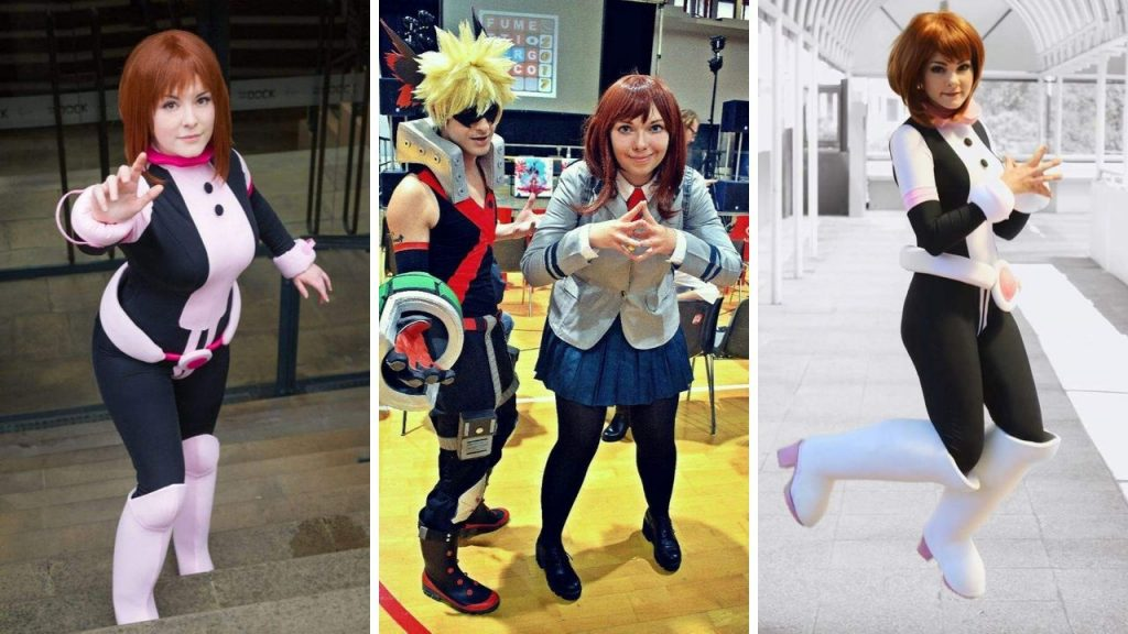 Ochako Uraraka Cosplay Guide & Workout