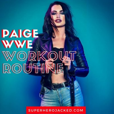 Paige Workout Routine
