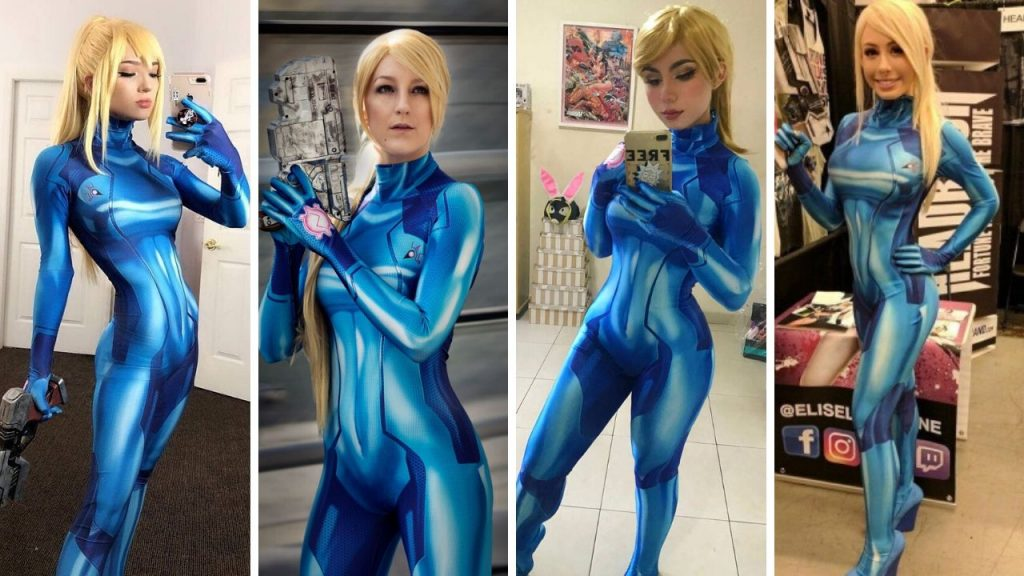 Samus Aran Cosplay Guide & Workout