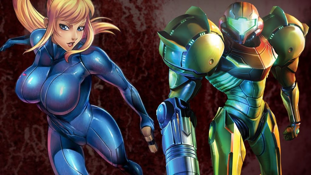 Samus Aran Cosplay Guide and Workout 3