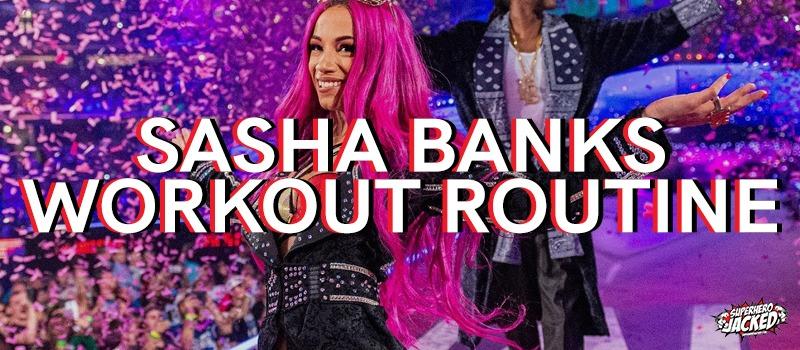 Sasha Banks Workout Routine