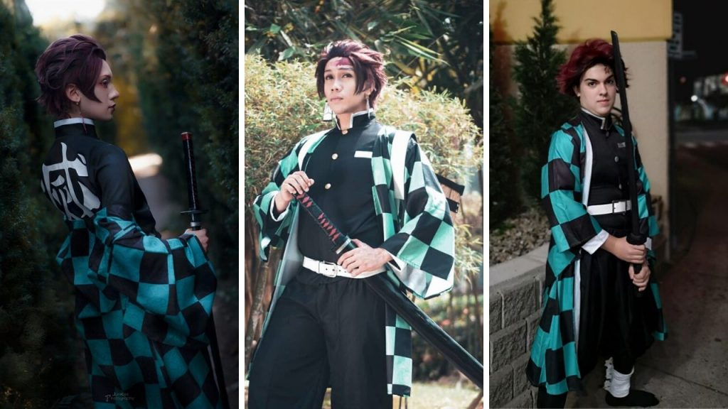 Tanjiro Kamado Cosplay Guide & Workout