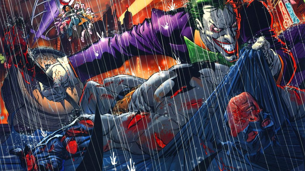 The Joker Cosplay Guide & Workout 2