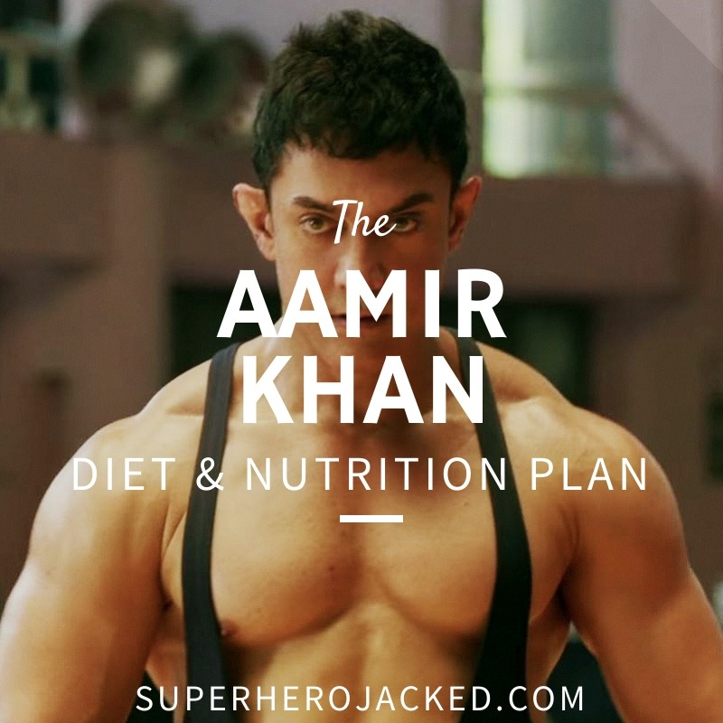 Aamir Khan Diet and Nutrition