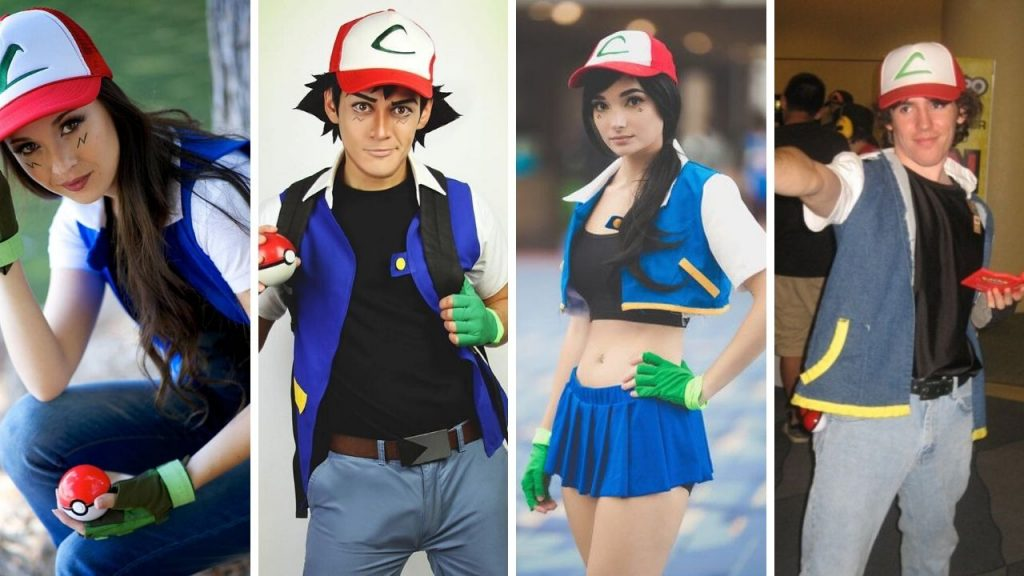 Ash Ketchum Cosplay Guide & Workout