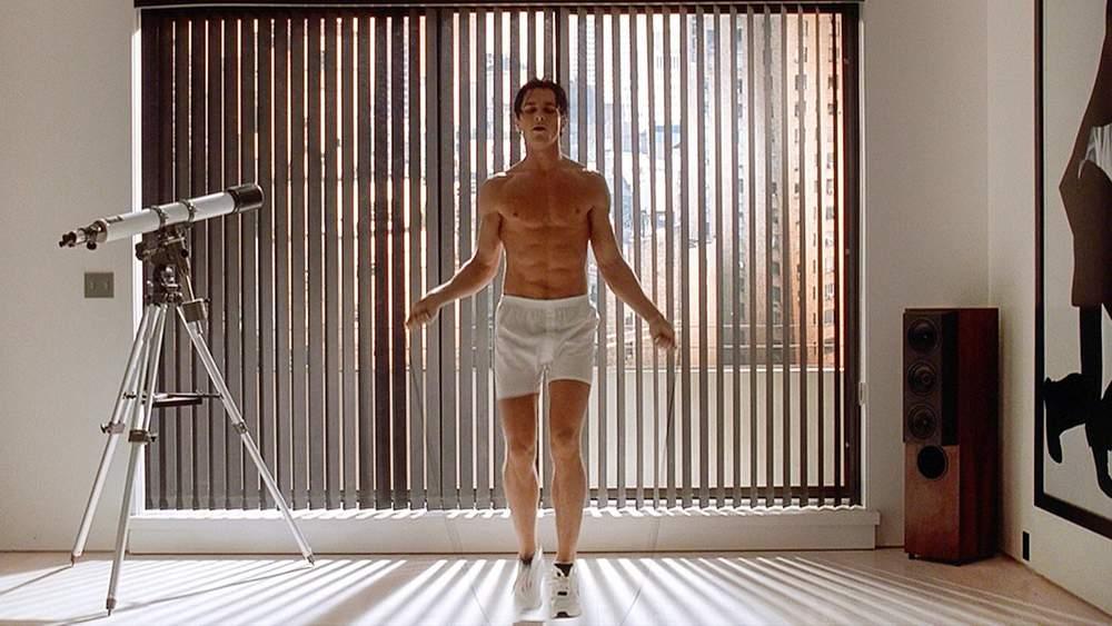 Christian Bale Workout 3
