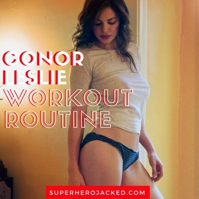 Conor Leslie Workout Routine