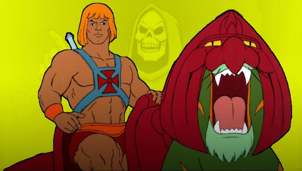He-Man Workout 1