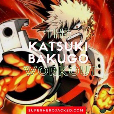 Katuski Bakugo Workout