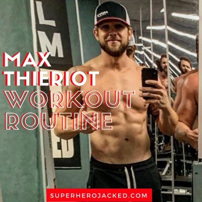 Max Theiriot Workout Routine