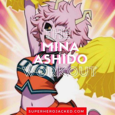 Mina Ashido Workout