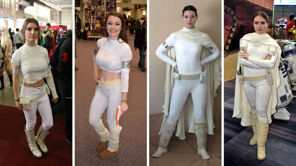 Padme Amidala Cosplay Guide & Workout