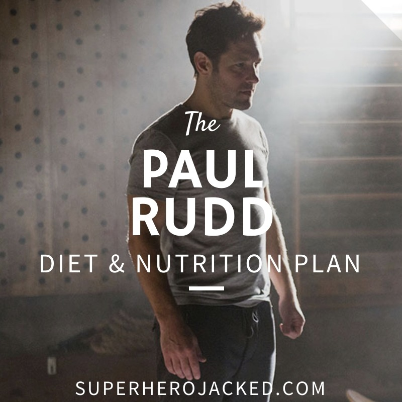 Paul Rudd Diet and Nutrition