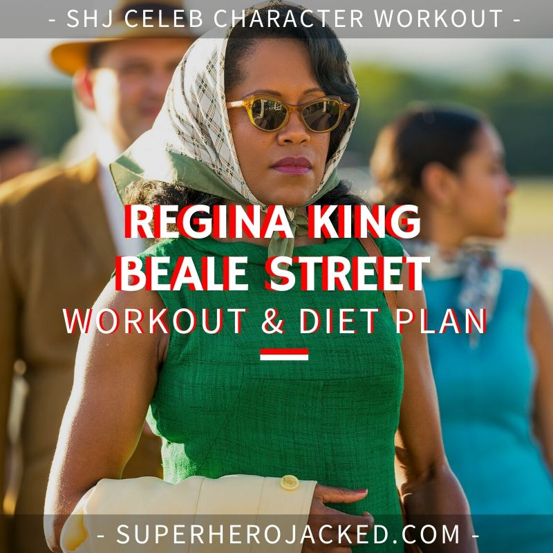 Regina King If Beale Street Could Talk Workout and Diet