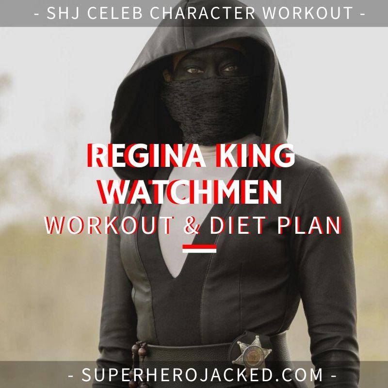 Regina King Watchmen Workout and Diet