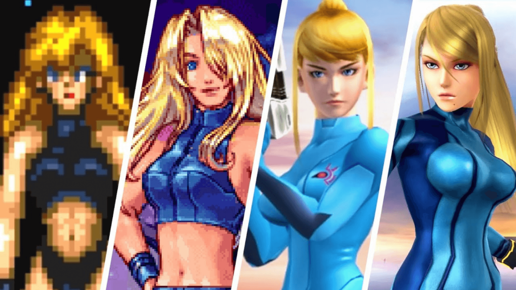 Samus Aran Cosplay Workout & Guide 1