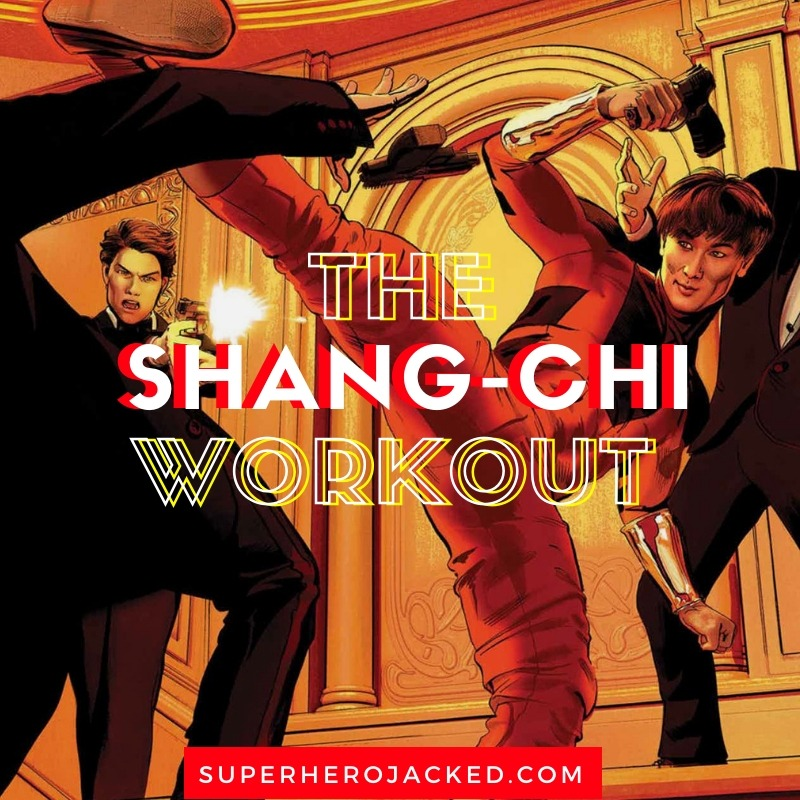 The Shang-Chi Workout Routine