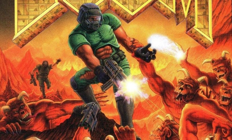 Doomguy Workout Routine 2